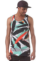 NEFF Flocked Tank Top white