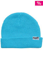 NEFF Fold Beanie 2012 cyan 