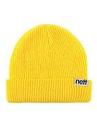 NEFF Fold Beanie yellow