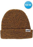 NEFF Fold Heather Beanie black/orange