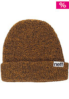 NEFF Fold Heather Beanie black/orange