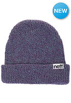 NEFF Fold Heather Beanie teal/purple