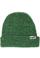 NEFF Fold Heather black/slime