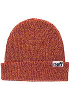 NEFF Fold Heather orange/rasberry