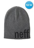 NEFF Form Beanie grey heather