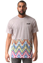 NEFF Furyous S/S T-Shirt athletic heather
