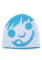 NEFF Happy Beanie cyan/white