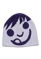 NEFF Happy Beanie pur/white