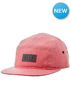 NEFF Interlink Camper Snapback Cap red