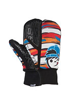 NEFF Kids Youth Undermitt Snow Glove kenni stripe