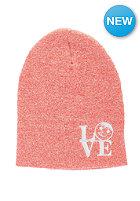 NEFF Love Beanie red heather