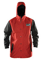NEFF Lucas Jacket red black