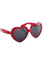 NEFF Luv Sunglasses red