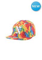 NEFF Mac Old E Snapback Cap tie dye