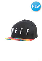 NEFF Mac Staple Snapback Cap black