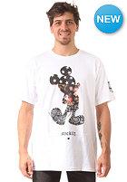 NEFF Mickey Swag Disney Colab S/S T-Shirt white
