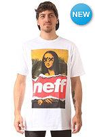 NEFF Mona Steezla S/S T-Shirt white