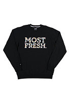 NEFF Most Fresh Crew Sweat black