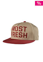 NEFF Most Fresh Snapback khaki