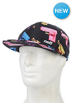 NEFF P-Shooter Snapback Cap black