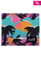 NEFF Palms Wallet multi