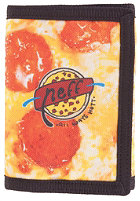 NEFF Pizza Wallet yellow