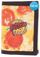 NEFF Pizza Wallet yellow