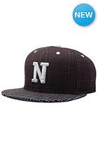 NEFF Rad Plaid Cap black
