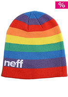 NEFF Rainbow Beanie multicolored