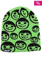 NEFF Repeater Beanie green
