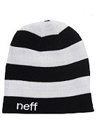 NEFF Reversible Beanie black/white