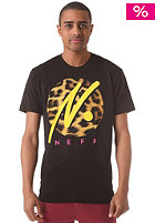 NEFF Run Wild Prem S/S T-Shirt black
