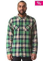 NEFF Scott Flannel L/S green