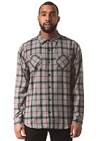 NEFF Scott Flannel L/S Shirt grey