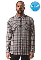 NEFF Scott Flannel L/S Shirt grey