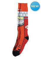 NEFF Ski Patrol Snow Socks red
