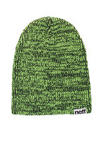 NEFF Slashy Beanie black/green