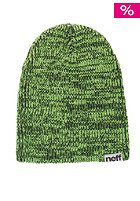 NEFF Slashy Beanie black/green