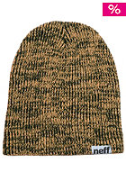 NEFF Slashy Beanie black orange