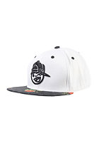 NEFF Snoop Kenni Snapback Cap white