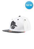 NEFF Snoop Kenni Snapback Cap white