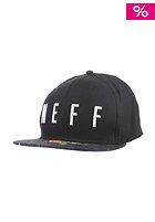 NEFF Snoop Staple Snapback Cap black
