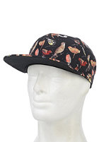 NEFF Song Birds Snapback Cap black