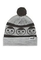 NEFF Standard Beanie grey/black