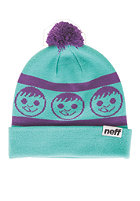 NEFF Standard Beanie teal/purple