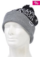 NEFF Steezin Beanie grey black