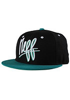 NEFF Swipe Snapback Cap schwarz