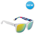NEFF Thunder Sunglasses white/ wild tiger