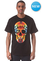 NEFF Tie Dye Death S/S T-Shirt black