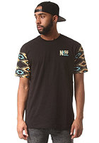 NEFF Tribal Beach S/S T-Shirt black